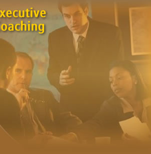 Business executive coaching services